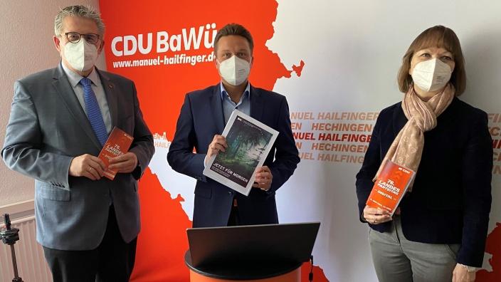 Landesparteitag zum Koalitionsvertrag